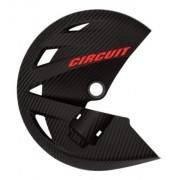 Protetor Disco Circuit Bros 150 Bros 160 Carbono