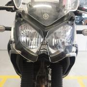 Protetor Farol Acrilico Tenere 250 Chapam Transparente