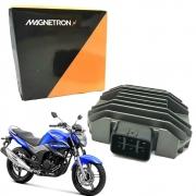 Regulador Retificador Yamaha Fazer 250 2010 até 2017 Magnetron