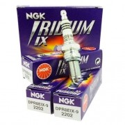Vela Iridium Cb 1300 Cb1300 Super Four Ngk Dpr8eix9 - 4 Velas