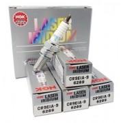 Vela Iridium Z1000 Z 1000 Laser Ngk Cr9eia9 - 4 Velas