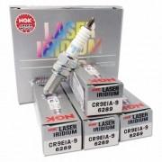 Vela Iridium Zx1400 Laser Ngk Kawasaki Cr9eia9 - 4 Velas