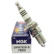 Vela Moto Ngk Iridium Yamaha Xj 600z Diversion Dpr7eix9