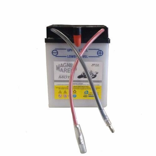 Bateria 2,5 Ah Amperes Honda C100 Biz Ks Cg 125 Mm2,5la