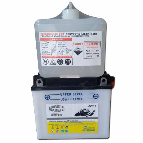 Bateria 7ah Ampere Xr 200 Neo At 115 Tdm 225 Mm7bb Yb7bb