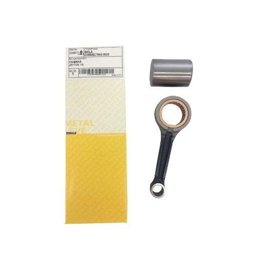 Biela Crypton 115 T115 2010 Em Diante Metal Leve