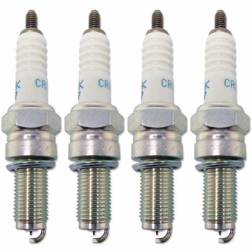 Vela Iridium Laser Ngk Gsx-s1000 A Fa Cr9eia9 - 4 Velas