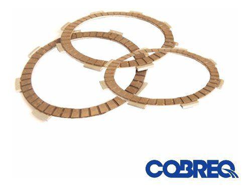 Discos De Embreagem Kasinski Soft 50 Cobreq