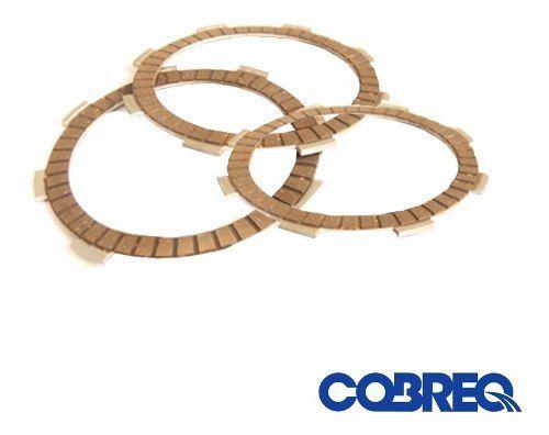 Jogo De Disco De Embreagem Traxx Star 50 Cobreq