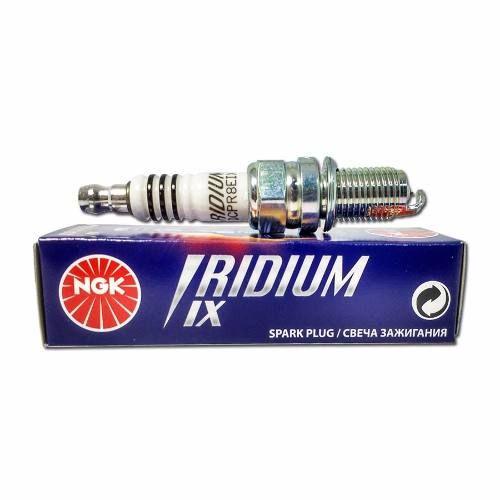 Vela Iridium Ngk Hypermotard 796 Ducati Dcpr8eix - 2 Velas
