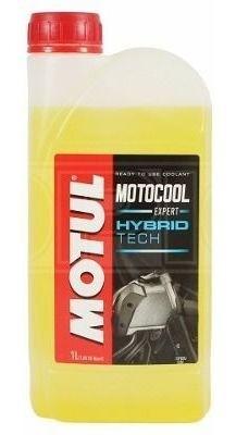 Aditivo Fluido Radiador Motul Motocool Expert Hybrid 1 Litro