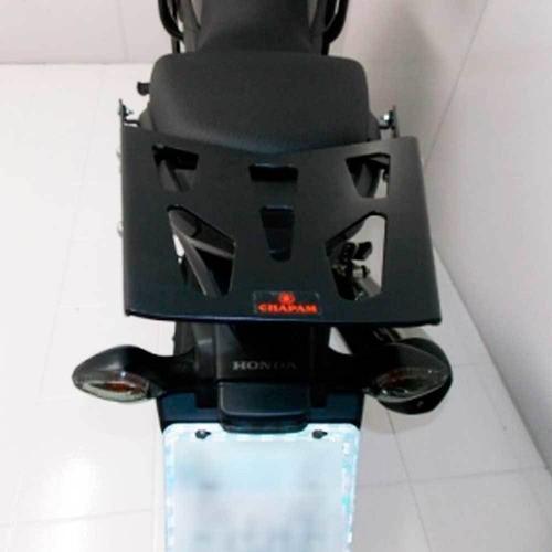 Bagageiro Cb 500x CB500X 500 X Chapa Suporte Bau Chapam