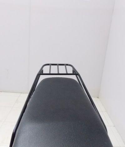 Bagageiro Pop 110 Maciço Preto Chapam