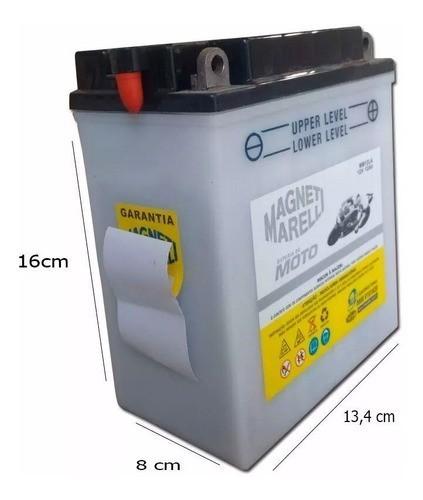 Bateria 12 Ah Amperes Kawasaki En 500 / Vulcan 500 Mm12la