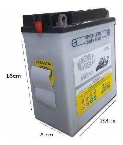 Bateria 12 Ah Amperes Tenere Xtz 600 Virago 535 Mm12la