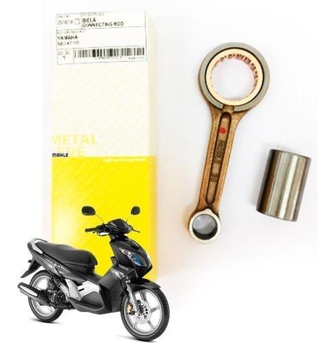 Biela Neo 115 Yamaha Metal Leve BL9856