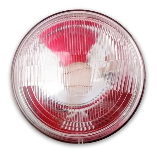 Bloco Óptico Farol Redondo Ybr 125 2000 até 2008 Original