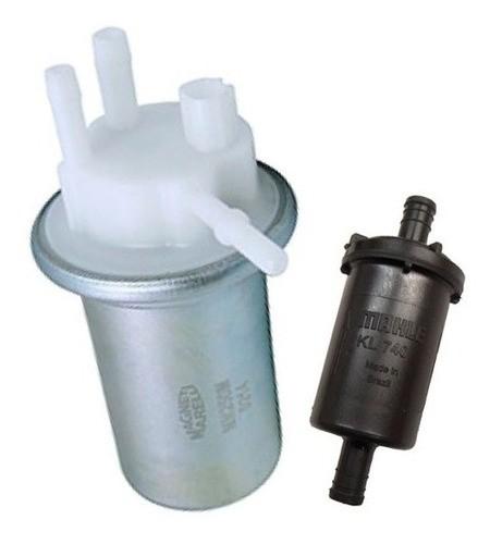 Bomba Combustível Xre 300 Bros 125 150 + Filtro Gasolina Magneti Marelli