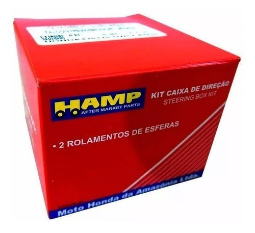 Caixa de Direção PCX 150 Hamp Original Honda