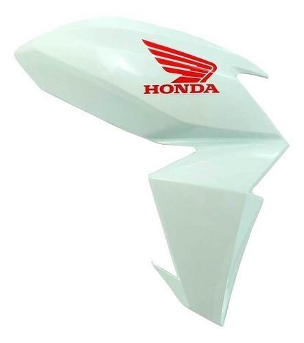 Carenagem Direita Tanque Cb 250 Twister Branca 2016 Honda