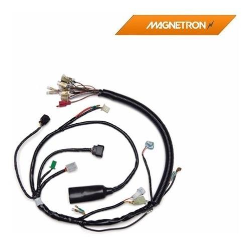 Chicote Fiação Principal Ybr 125 Factor 125 K 2011 Magnetron