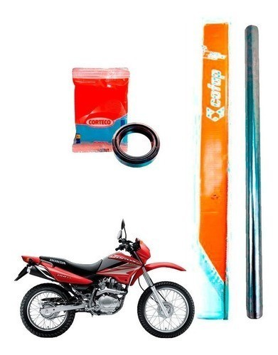 Cilindro Interno Bengala Bros 150 2003-2005 Cofap + Retentor
