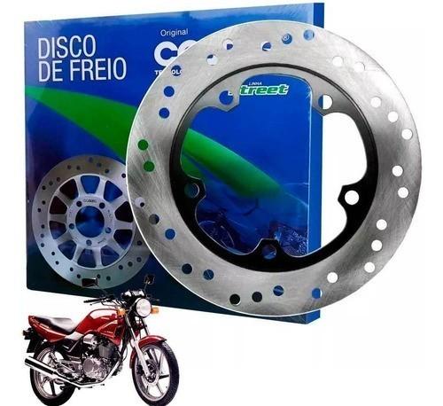 Disco de Freio Dianteiro CBX 200 Strada Cobreq Modelo Original