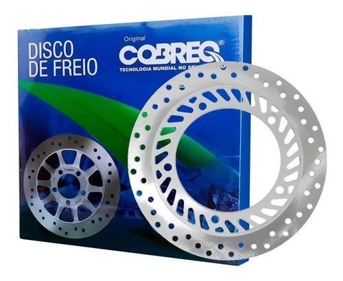 Disco de Freio Dianteiro Twister 250 CB 300 CB300 Cobreq