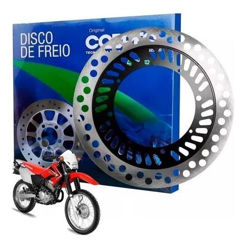 Disco de Freio Tornado 250 XR Dianteiro + Pastilha Cobreq