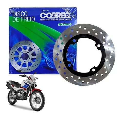 Disco de Freio Traseiro Falcon Cobreq Modelo Original