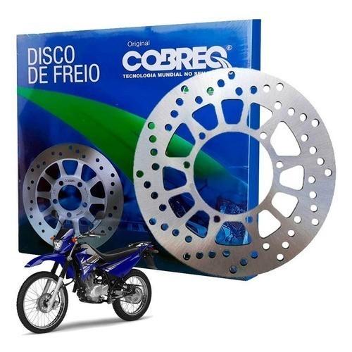 Disco de Freio XTZ 125 Cobreq Modelo Original