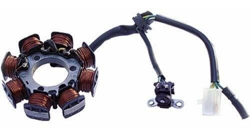 Estator Bobinas Magneto Titan 150 Sport Magnetron 90271630