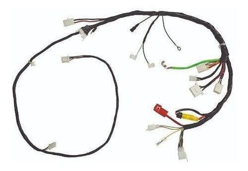 Fiação Principal Chicote Biz 100 Partida Elétrica 2002 até 2006 Magnetron