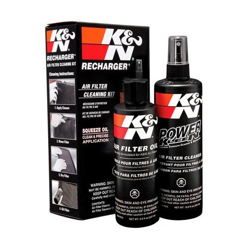 Filtro Ar K&n Yamaha Xj6 (Todas) K N + Kit de Limpeza