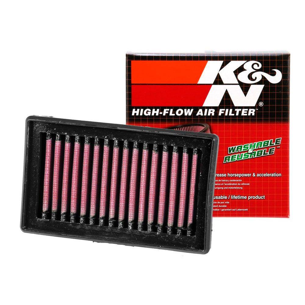 Filtro de Ar K&N BMW F700GS F700 GS Vela Iridium Kit Limpeza