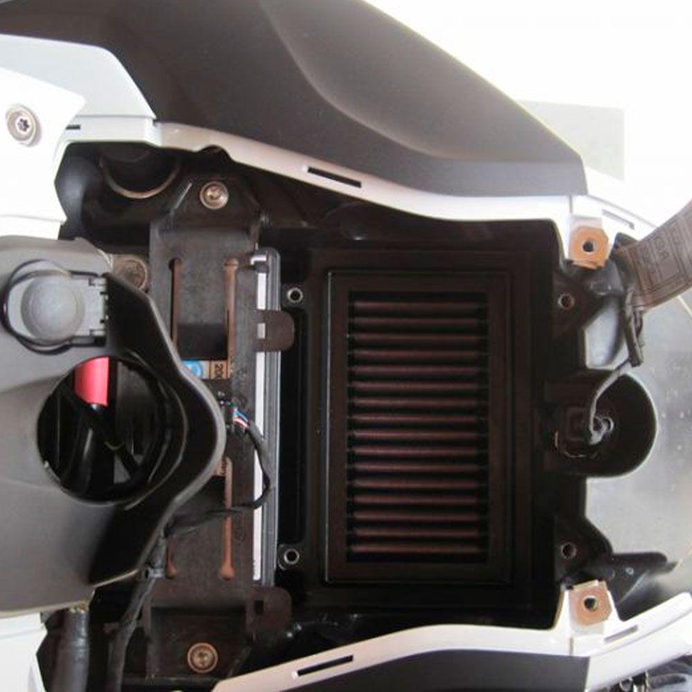 Filtro de Ar K&N BMW F800GS F800 GS R S + Velas Iridium NGK