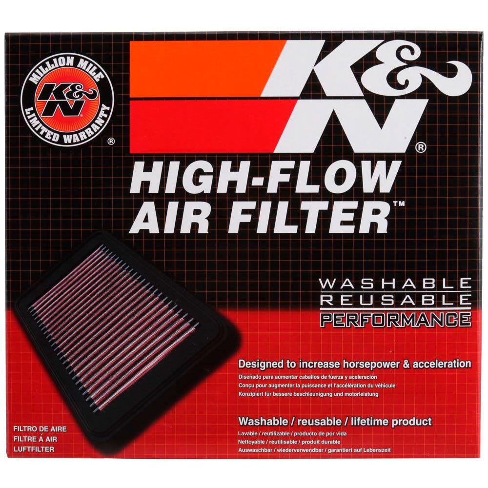 Filtro de Ar K&N CB 650F CB650F 650 Vela Iridium Kit Limpeza