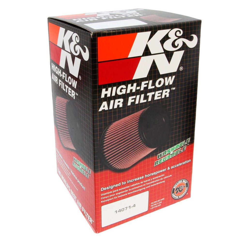 Filtro De Ar K&n Hornet 2008-2012 K N CB 600F + Kit Limpeza