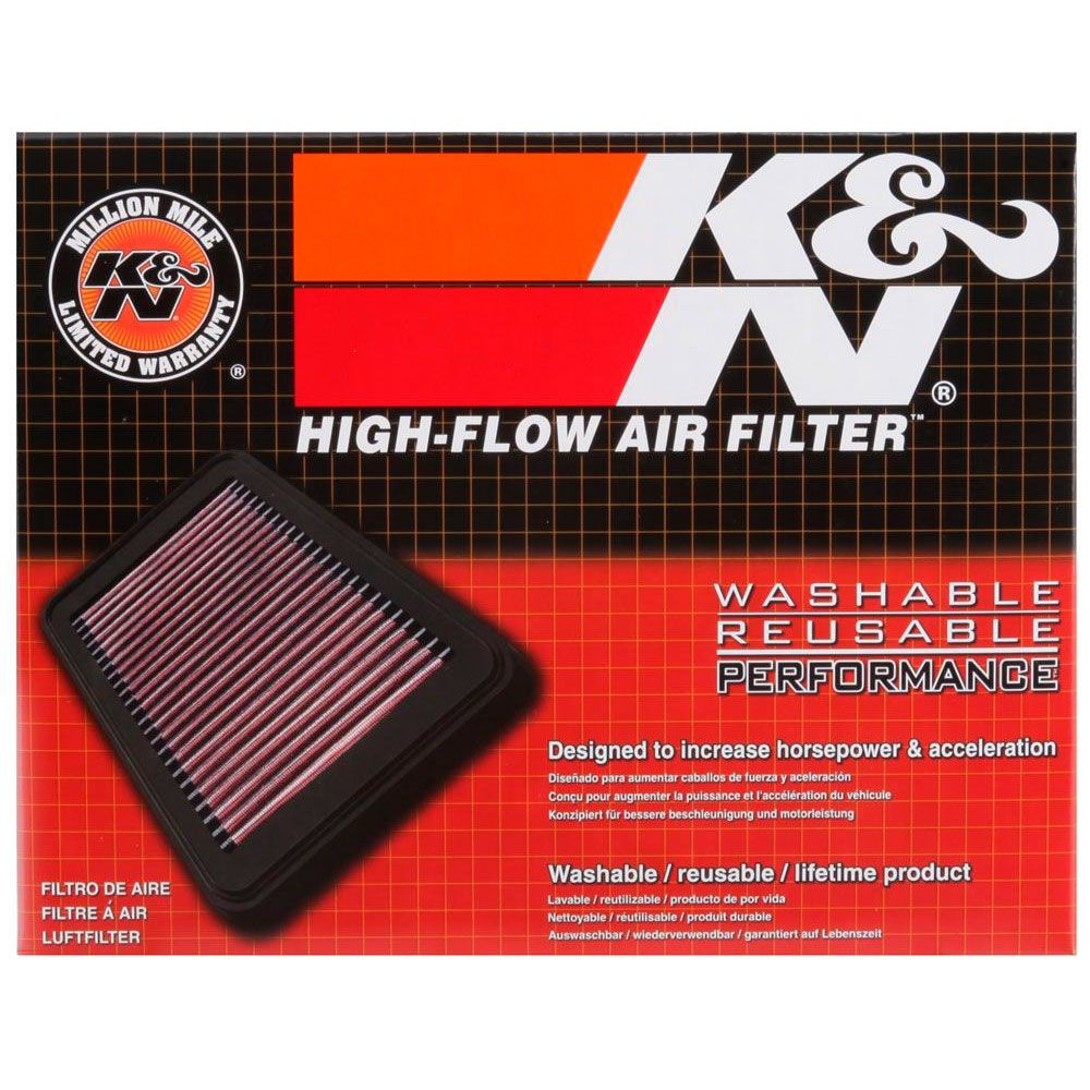Filtro de Ar K&N Suzuki GSX 650F GSX650F 650 F Esportivo