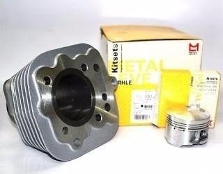 Kit Cilindro Biela Metal Leve Cg 125 Ml 125 /85 Vareta K1366