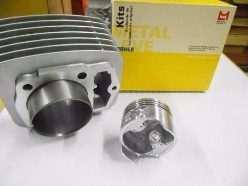 Kit Cilindro Força Cbx Strada 200 Nx Xr K9200 Metal Leve