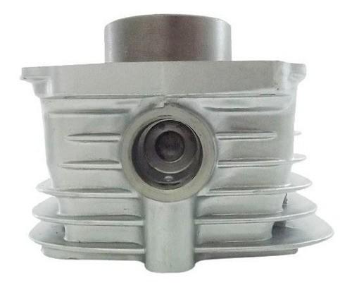 Kit Cilindro Motor + Biela Cg Titan 125 1999 Today Metal Leve