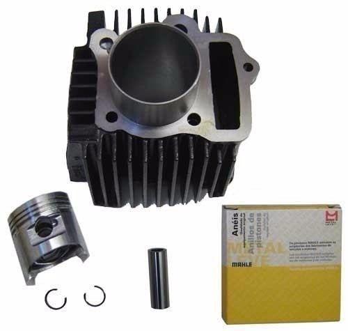 Kit Cilindro Motor Pop 100 Biz 100 Dream C/ Juntas Superior