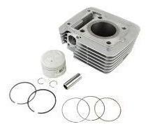 Kit Cilindro Motor Xtz 125 Ybr 125 Factor Metal Leve