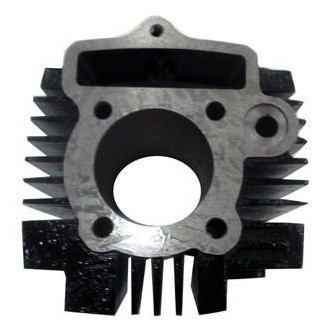 Kit Cilindro Pistao Motor Pop Biz Dream 100 Metal Leve K9080