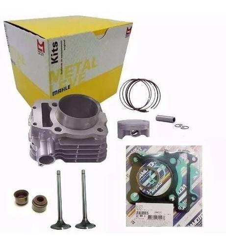 Kit Motor Fazer Tenere Landder 250 Valvulas Retentor - Gasolina