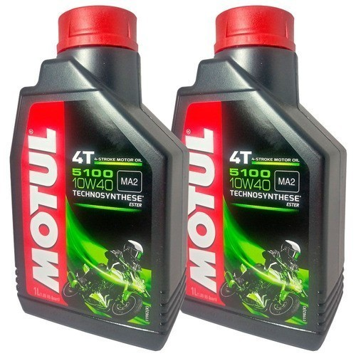 Kit Revisão Fazer 250 até 2015 Filtro Óleo Motul 10W40 Vela Iridium