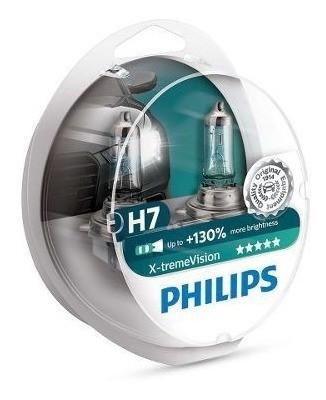 Lampada Philips Farol X-treme Vision 55w H7 Yzf R1