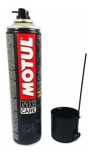 Motul C4 Chain Lube Factory Line Lubrificante Para Corrente