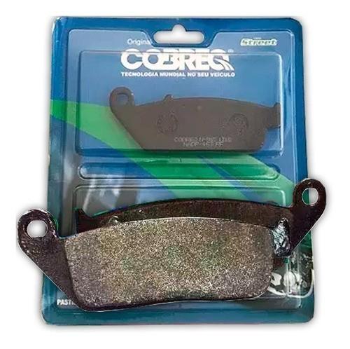 Pastilha de Freio CBR 250R 250 R Dianteiro Cobreq